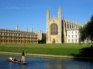 Image of Cambridge University